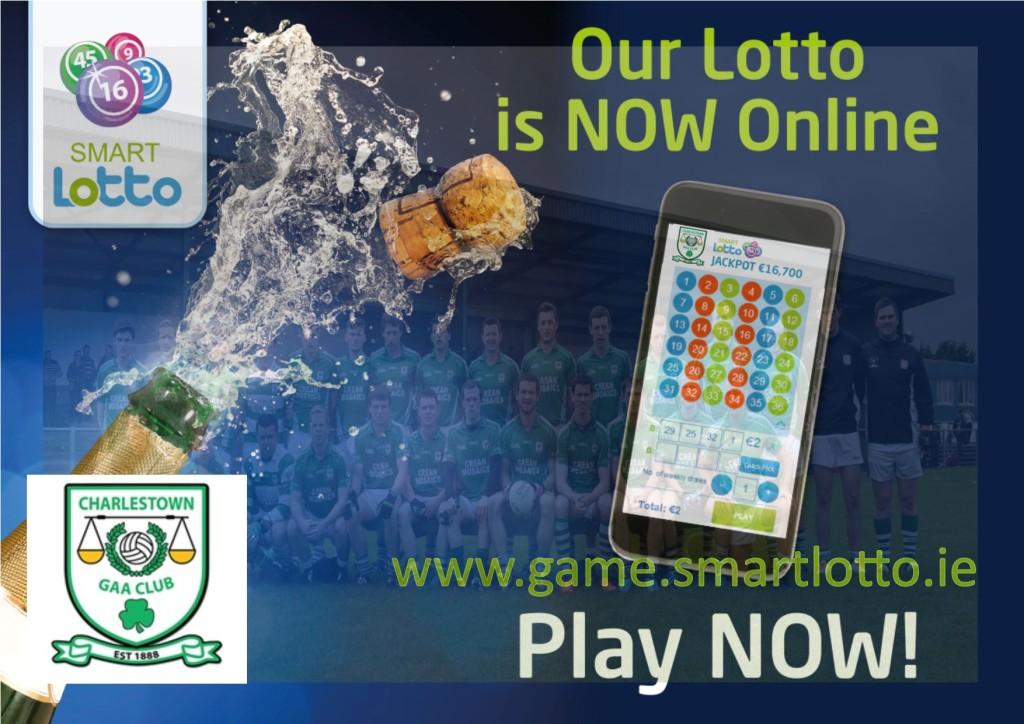 Lotto - Charlestown Sarsfields